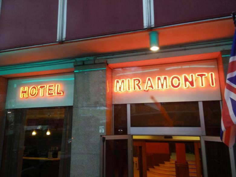 Hotel Miramonti - gita salesiani caserta