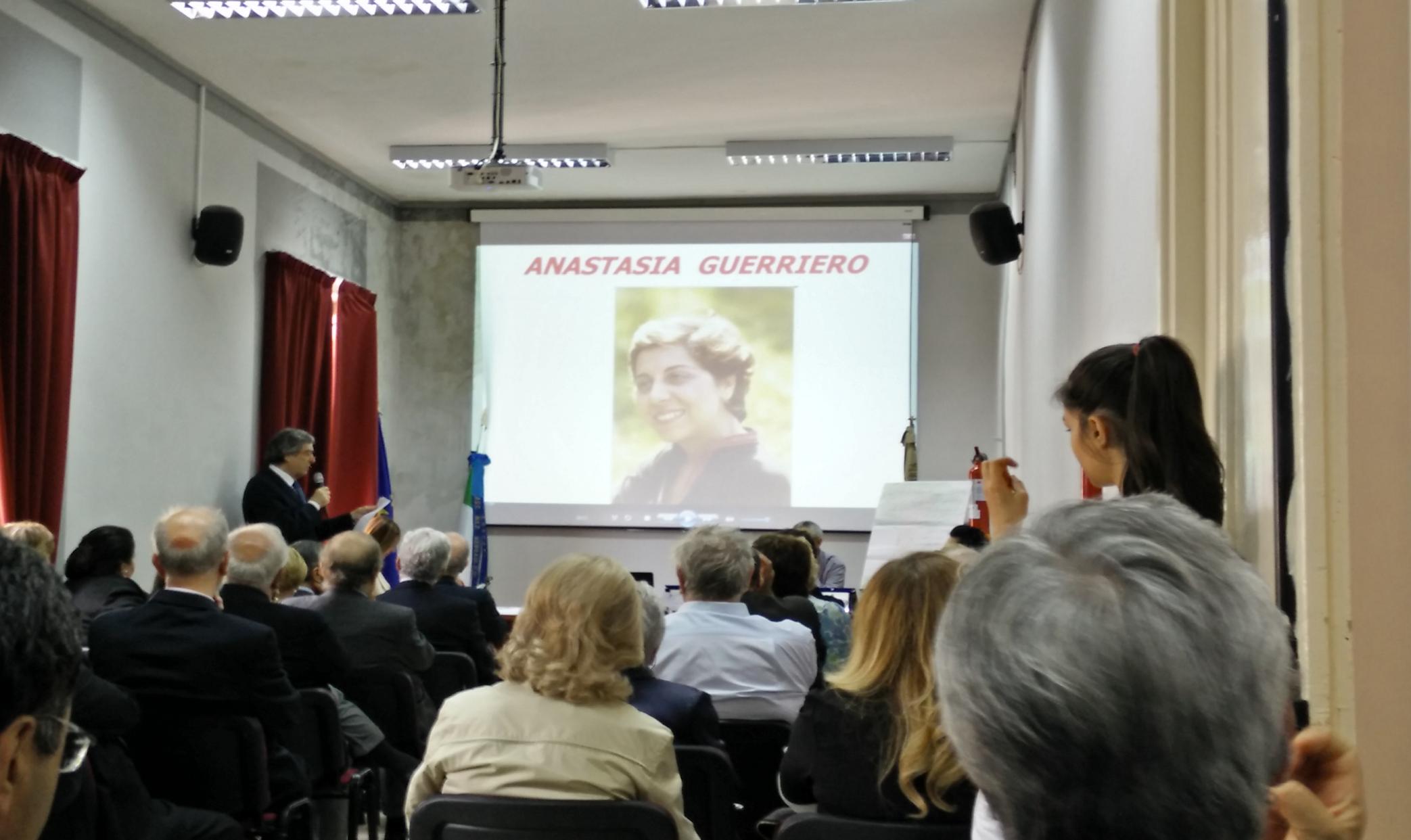 Premio Anastasia Guerriero