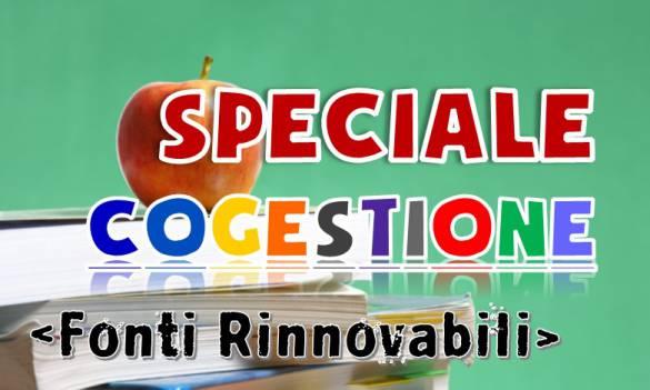 Speciale Cogestione - FONTI RINNOVABILI