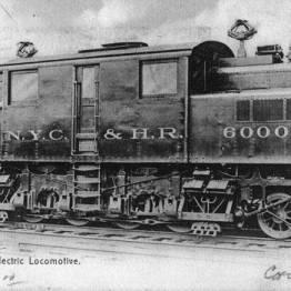 prima locomotiva