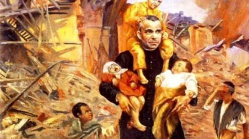 #SantiSalesiani: Luigi Orione tra i prediletti di Don Bosco