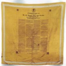 La costituzione palermitana
