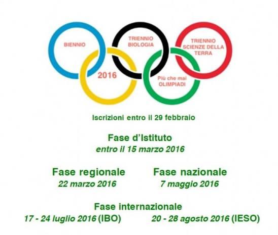 Olimpiadi di Biologia Salesiani Caserta