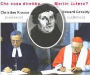 cattolici e luterani