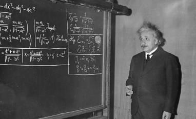 la teoria della relatività