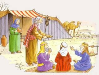 Tenda di Abramo